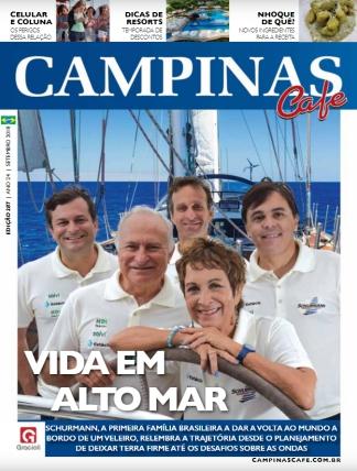 Campinas Cafe | edição 287 |setembro 2018
