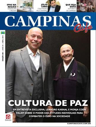 Campinas Cafe | edição 282 | abril 2018