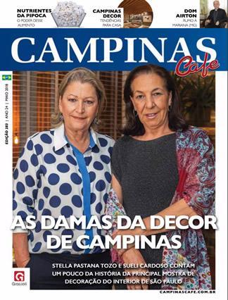 Campinas Cafe | edição 283 | maio 2018