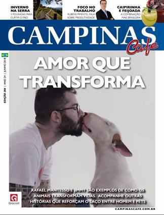 Campinas Cafe | edição 284 | junho 2018