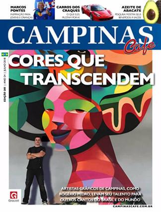 Campinas Cafe | edição 285 | julho 2018