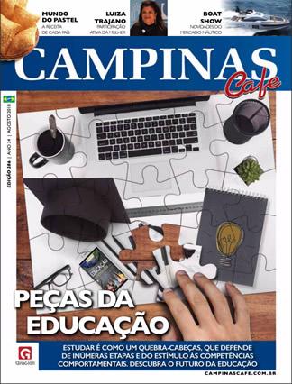 Campinas Cafe | edição 286 |agosto 2018