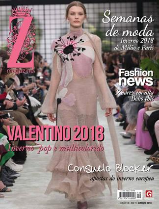 Z Magazine - Edição 138 - Março 2018