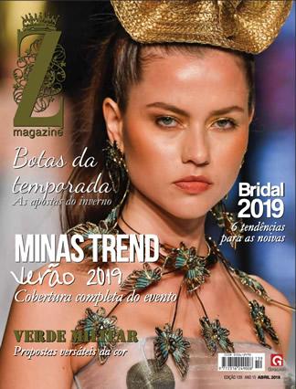 Z Magazine - edição 139 - abril 2018