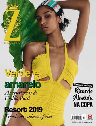 Z Magazine - edição 141 - junho 2018